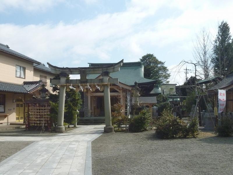 晴明神社(福井県福井市)木田神社
