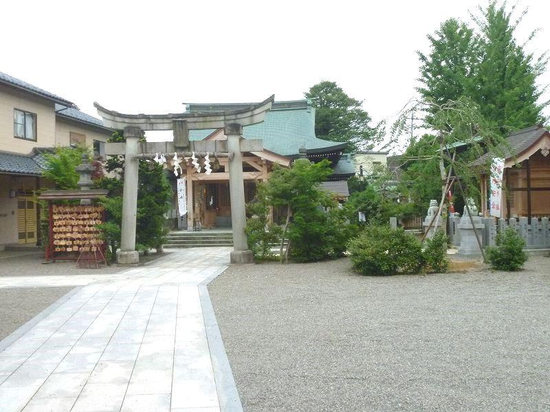 福井 晴明神社