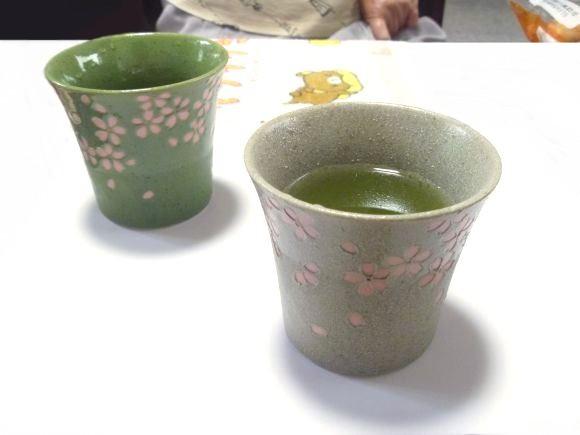 風水とお茶